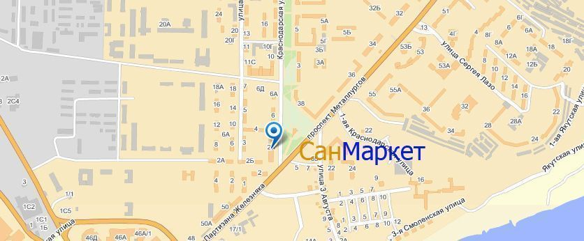проезда, Google Карты.