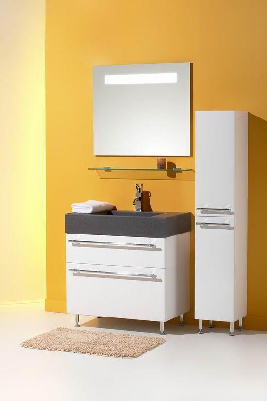 Мебель для ванной комнаты valente severita 1 (северита) размер: 81,6 x 50 см фабрика: valente
